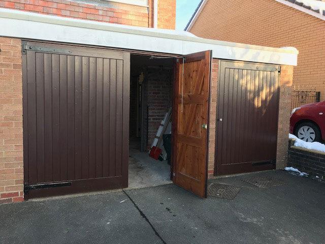 Garage Doors Sutton Coldfield Garage Door Installation Repairs