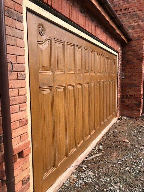 Wessex Sherbourne Garage Door