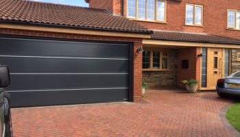 Black Garage Door Installers