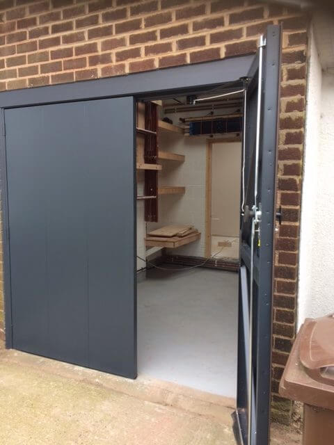 Garage Doors Wolverhampton