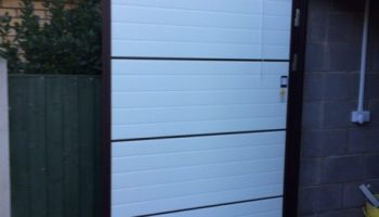 New Garage Door Telford