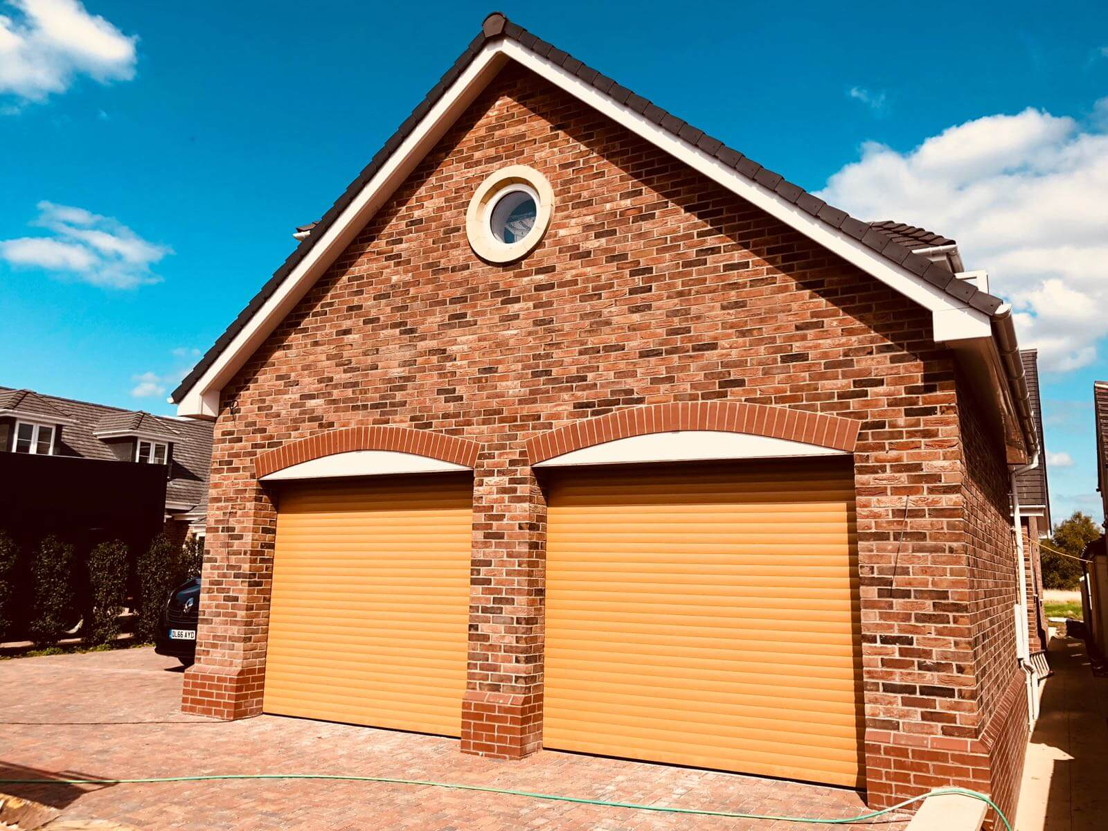 Garage Door Maintenance during Summer!