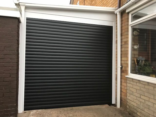 What Are Roller Garage Doors