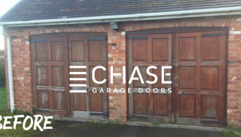 Garage Door Installations Wolverhampton
