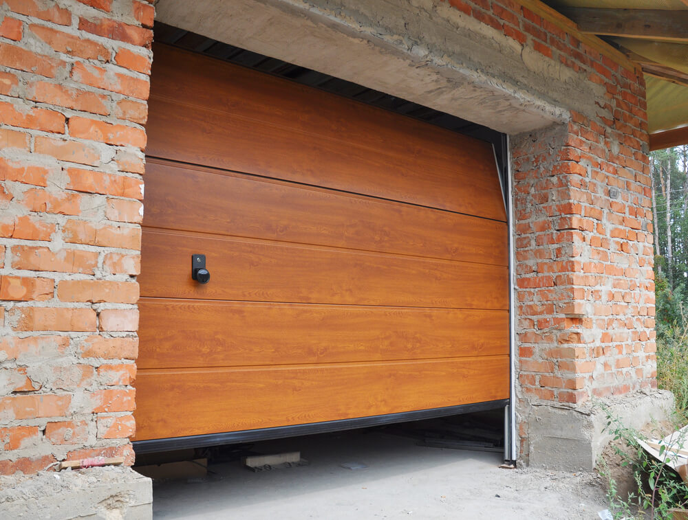 investing in a new garage door