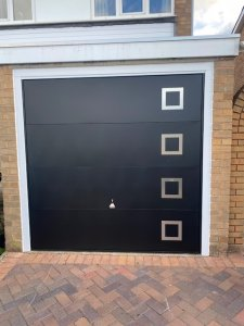 high-quality garage doors
