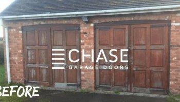 Garage Door Installations Wolverhampton